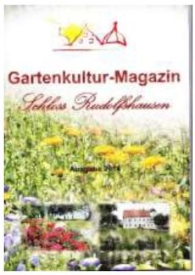 Gartenkultur-Magazin Schloss Rudolfshausen
