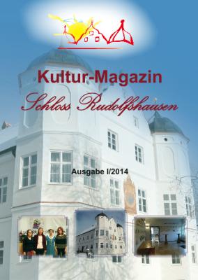 Culture Magazine Schloss Rudolfshausen