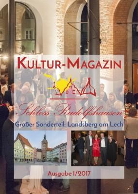 Kultur-Magazin I/2017 Schloss Rudolfshausen